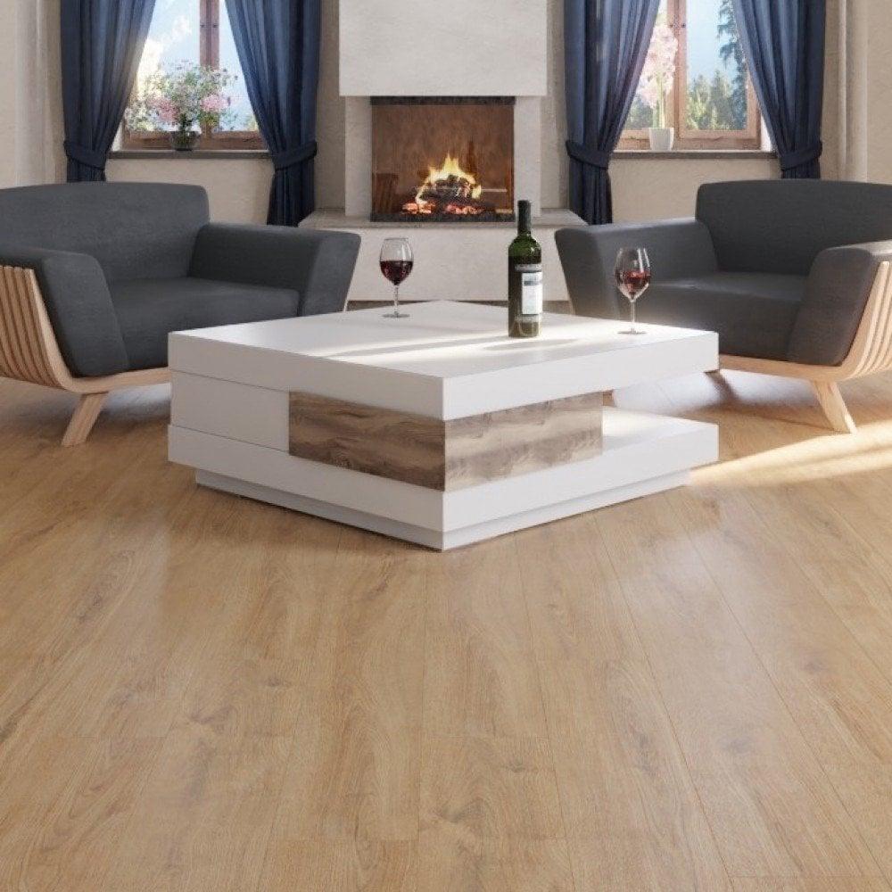 Kronotex Superior 7mm Summer Oak Nature Laminate Flooring